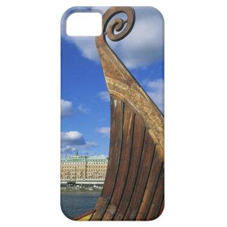 Suecia, Estocolmo, puerto, de Gamla Stan, iPhone 5 Funda
