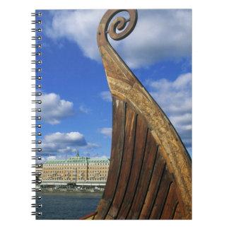 Suecia, Estocolmo, puerto, de Gamla Stan, Notebook