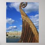 Suecia, Estocolmo, puerto, de Gamla Stan, Posters