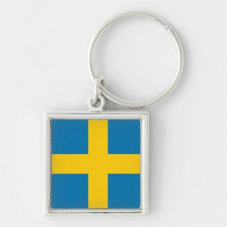 Suecia Llavero Personalizado