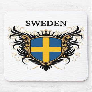 Suecia [personalice] alfombrillas de raton