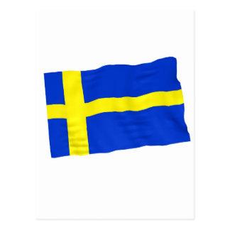 Suecia Postales