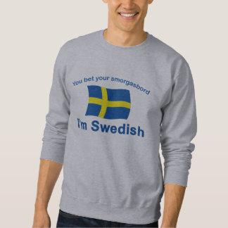 Suecia Smorgasbord 1 Sudadera