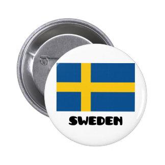 Suecia/Sverige Pins