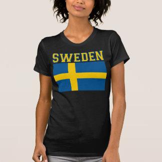 Suecia (Sverige) Playera