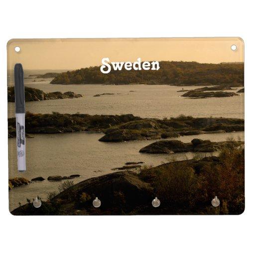 Suecia Tableros Blancos