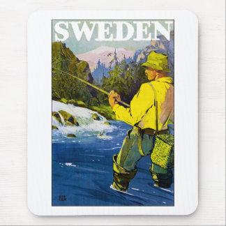 Suecia Tapete De Ratón