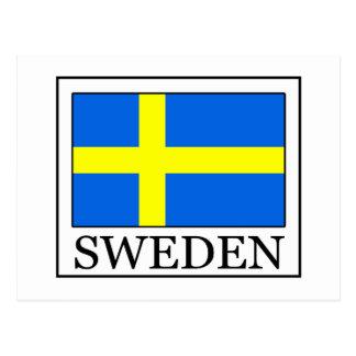 Suecia Tarjetas Postales