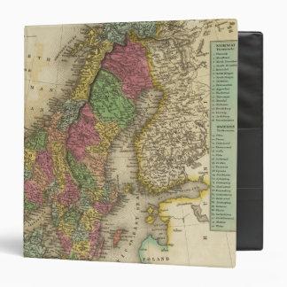 Suecia y Noruega