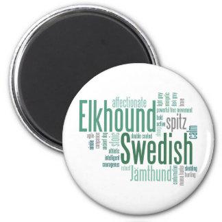 Sueco Elkhound Iman