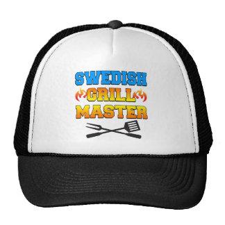 Sueco Grill Master Gorros