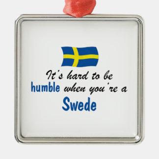 Sueco humilde ornamentos para reyes magos