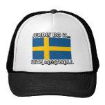 Sueco lo hacen… Con las albóndigas Gorro De Camionero