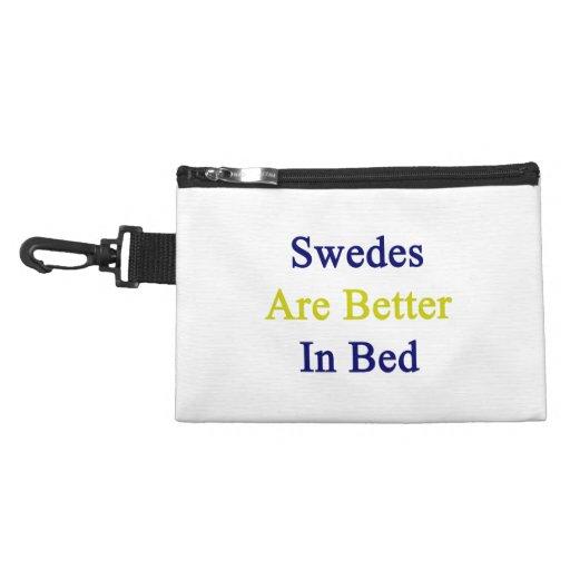 Sueco son mejores en cama