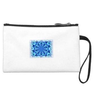 Sueded Mini Clutch  Bag