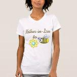Suegra a la abeja camiseta
