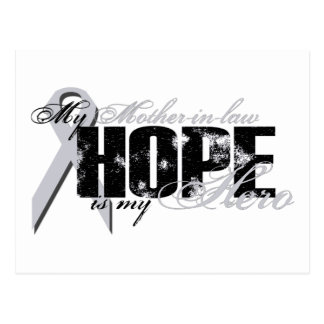 Suegra mi héroe - esperanza del pulmón postal