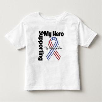 Suegra - militar que apoya a mi héroe camisas