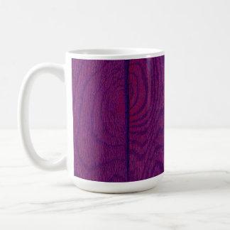 Suelo de madera taza básica blanca