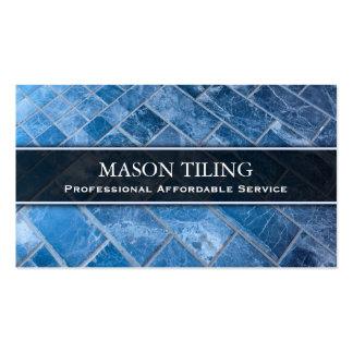 Suelo y solador profesionales - tarjeta de visita