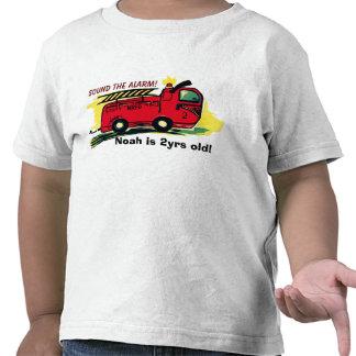 ¡Suene la alarma! Camiseta