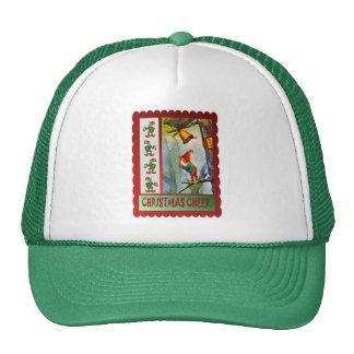 Suene la campana para el navidad gorra