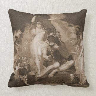 Sueño 1796 de las noches de verano cojin