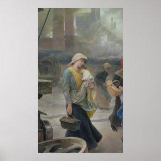 Sueño, 1897 posters