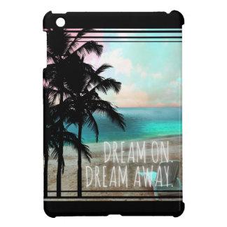Sueño 311 en la palma tropical ausente del sueño iPad mini cárcasa