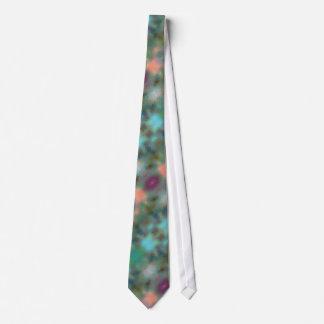 Sueño abstracto - puntos corbata