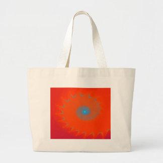 Sueño anaranjado de la barra de mar bolsas