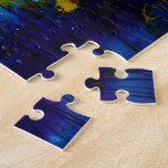 Sueño azul puzzle