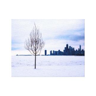 Sueño blanco - bella arte Photogrpahy Lona Estirada Galerías