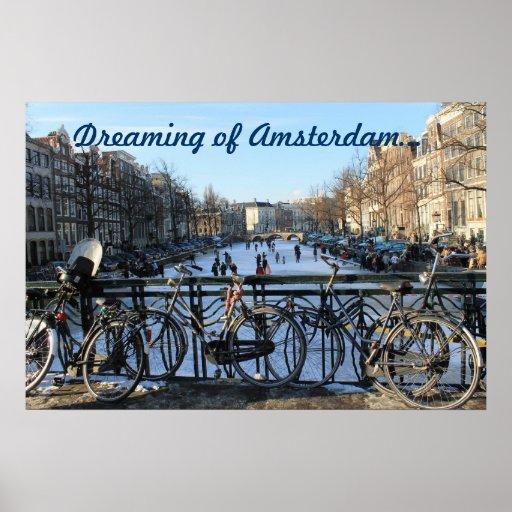 Sueño con Amsterdam Póster