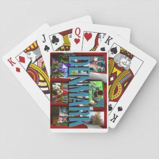 Sueño con Dinamarca Cartas De Póquer