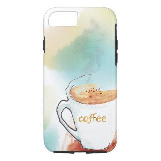Sueño con el caso del iPhone 6 del café Funda iPhone 7