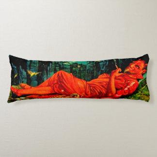Sueño con el collarín de la cama de día del almohada