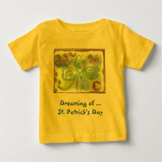 Sueño con el día de St Patrick T-shirt