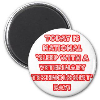 """""""Sueño con el día nacional de una tecnología veter Iman"""