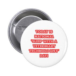 Sueño con el día nacional de una tecnología veter pin