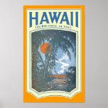 Sueño con el poster de Hawaii