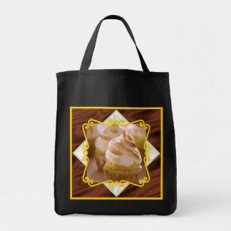 Sueño con la bolsa de asas del merengue del limón