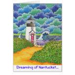 Sueño con la tarjeta de Nantucket