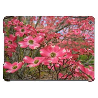 ¡Sueño con las floraciones rosadas del Dogwood en Funda Para iPad Air