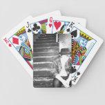 Sueño con naipes baraja de cartas