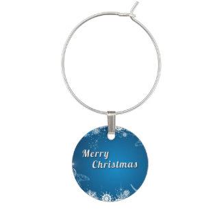 Sueño con navidad azul identificador de copa