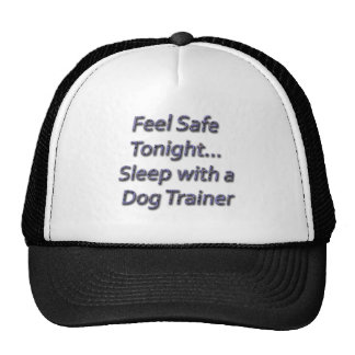sueño con un adiestrador de perros gorros