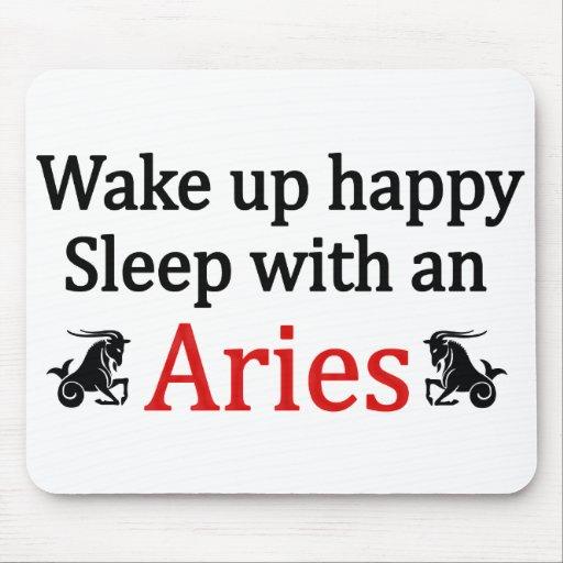 Sueño con un aries alfombrillas de ratones