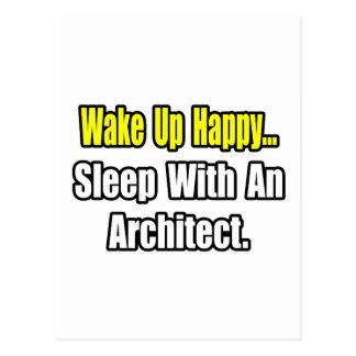 Sueño con un arquitecto postales