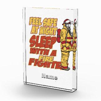 Sueño con un bombero